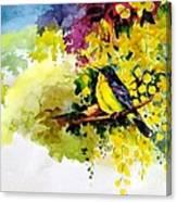 Vishu Canvas Print