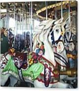 Proud Prancing Ponies Canvas Print