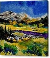 Provence 452121 Canvas Print