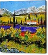 Provence 885120 Canvas Print