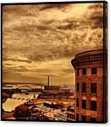 Providence Viewpoint Canvas Print
