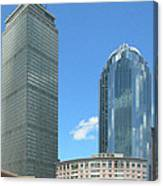 Prudential Building 2960 Canvas Print