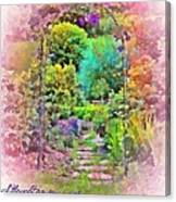 Psalm 119 59 Canvas Print