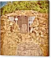 Psalm 61 3 Canvas Print