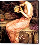 Psyche Opening The Golden Box 1903 Canvas Print