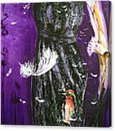 Ptaci Canvas Print