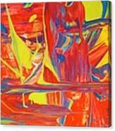 Pubescent Canvas Print