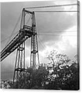Puente Colgante Canvas Print
