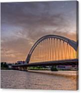 Puente De Lusitania II Canvas Print