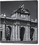 Puerta De Alcala Canvas Print
