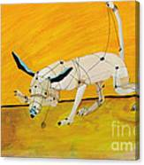 Pulling My Own Strings Canvas Print