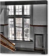 Pullman High School II - Where Memories Were Made Canvas Print