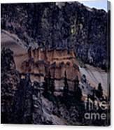 Pumice Castle I Canvas Print