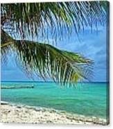 Punta Cana Getaway Canvas Print
