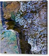 Purl Of A Brook 1 - Featured 3 Canvas Print