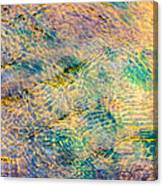 Purl Of A Brook 4 - Featured 3 Canvas Print