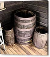 Purple Barrels Canvas Print