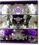 Purple Daze Canvas Print
