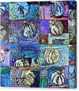 Purple Onions Canvas Print