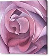 Purple Rose 14-1 Canvas Print