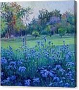 Purple Season Canvas Print