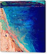 Pv Abstract Canvas Print