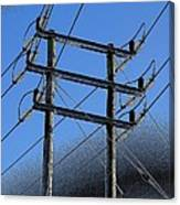 Pylon 21a Canvas Print