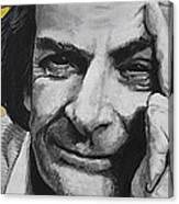 Qed- Richard Phillips Feynman Canvas Print