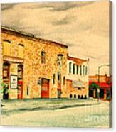 Quantrill's Flea Market - Lawrence Kansas Canvas Print
