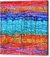 Quantum Cascade Canvas Print