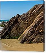 Quarry Beach 08 Canvas Print