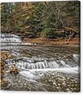 Quarry Rock Falls Canvas Print