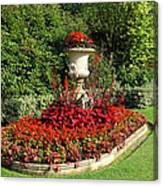 Queen Mary's Gardens Regents Park Canvas Print