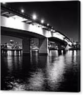 Queensway Bridge Canvas Print