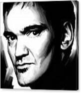 Quentin Tarantino Artwork 2 Canvas Print