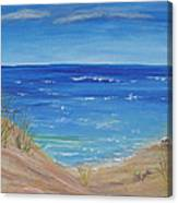 Quick Seascape 1 Canvas Print