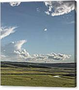 Quiet Prairie Canvas Print