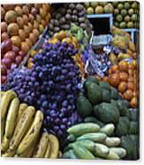 Quito Ecuador Market 1 Canvas Print