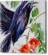 Quoi II Canvas Print
