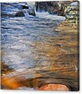 Quoich Water Canvas Print
