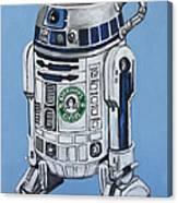 R2decaf Canvas Print