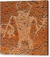 Fremont Shaman A Canvas Print