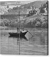 Rabelo Boat Canvas Print