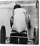 Racecar Driver, C1906 Canvas Print