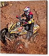 Racer #241 Canvas Print