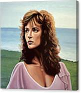Rachel Ward Canvas Print