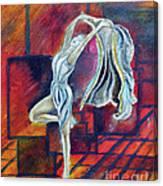 Radancer Canvas Print