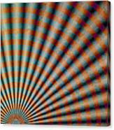 Radiant 2 Canvas Print