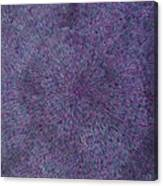 Radiation Violet  Canvas Print