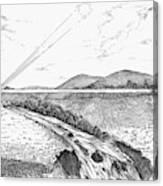 Radiophone, 1880 Canvas Print